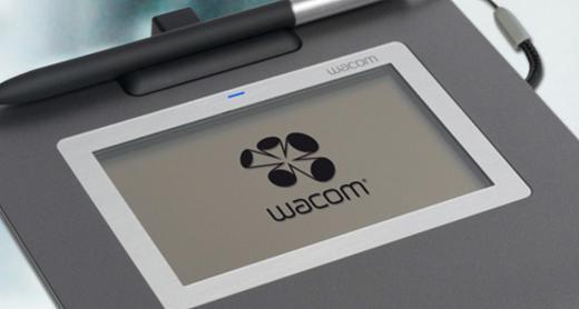 Arxivar consente la gestione della firma grafometrica con tablet wacom