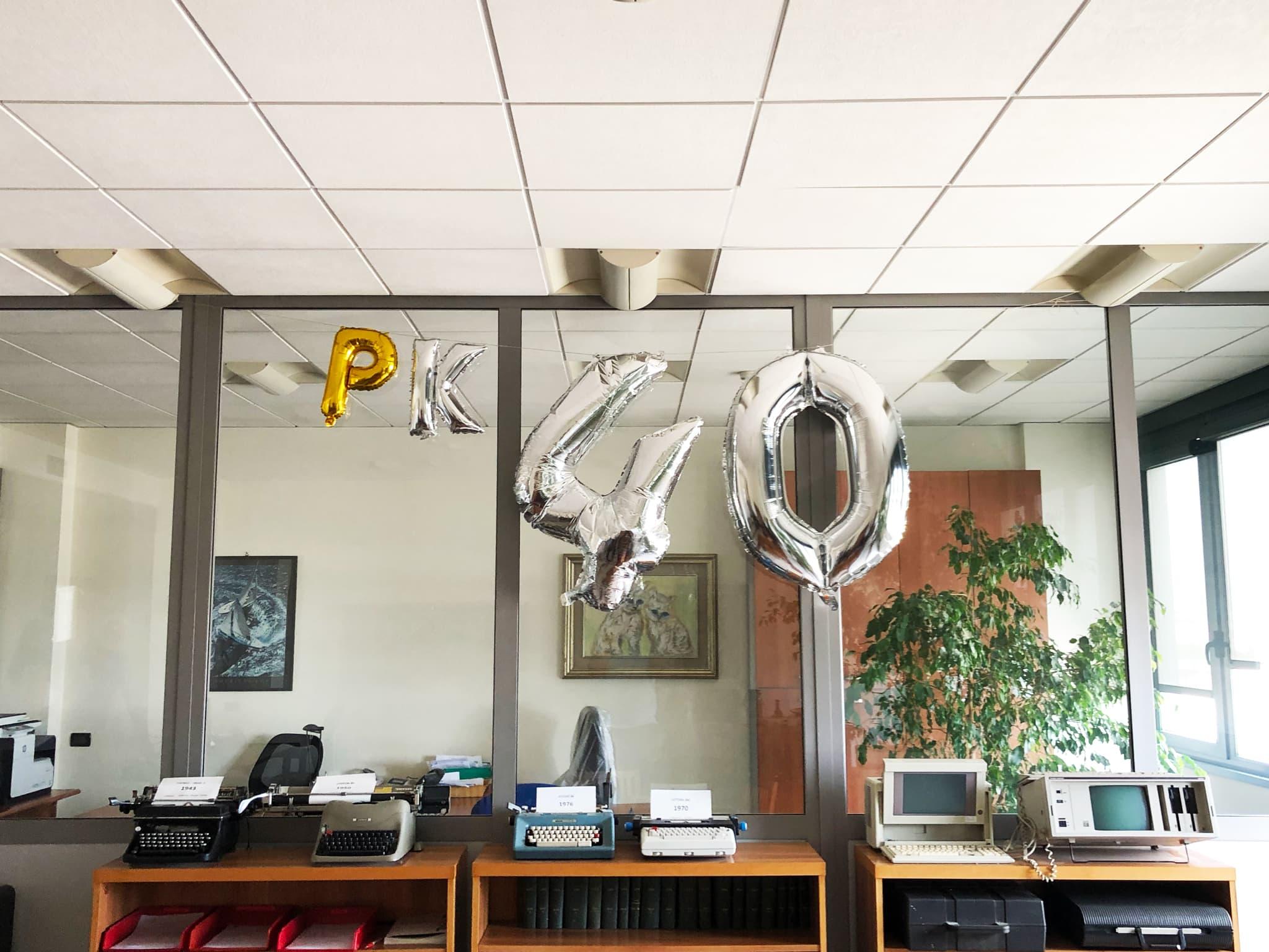 Poker SpA festeggia 40 anni di attività!